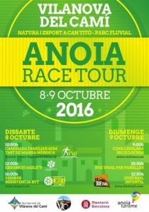 L'Anoia Race Tour combinarà oci, esport i natura al Parc Fluvial de Vilanova
