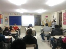 participació en el curs de coneixement de l'entorn