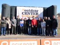 The Outdoor Center começa a pedalar
