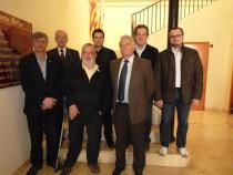 El Consell Comarcal de l'Anoia juntament amb altres 6 comarques plantegen noves línies estratègiques per crear ocupació i ajudar les empreses a ser més competitives