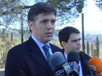 Declaracions del conseller de Territori i Sostenibilitat, Lluis Recorder, sobre l'aeroport corporatiu