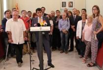 Institucions i entitats socieconòmiques d'Igualada i l'Anoia signen un manifest en defensa de l'Oficina Liquidadora