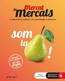 Caves Maria Casanovas i Mas dels Clavers, al 7è Mercat de Mercats de Barcelona
