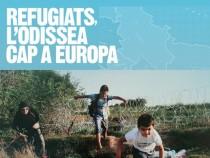 """El Consell Comarcal porta a l'Anoia l'exposició """"Refugiats, l'Odissea cap a Europa""""."""