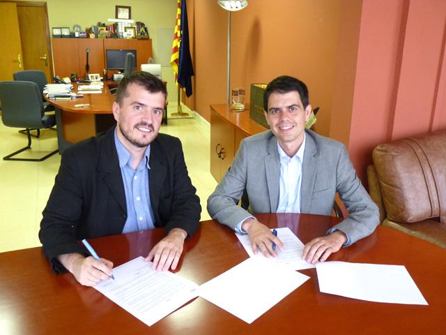 Marc Castells i Jaume Caterineu