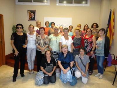 associacions de dones de la comarca