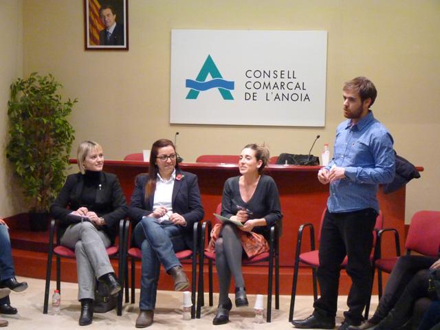El Consell Comarcal commemora el Dia Internacional de les Dones