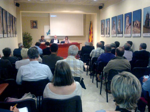 La nova Agència de Salut Pública de Catalunya i els programes per fomentar els hàbits saludables centren el Consell d'Alcaldes de l'Anoia