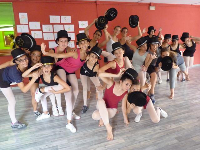 Colònies de dansa amb l'escola de dansa del Consell Comarcal